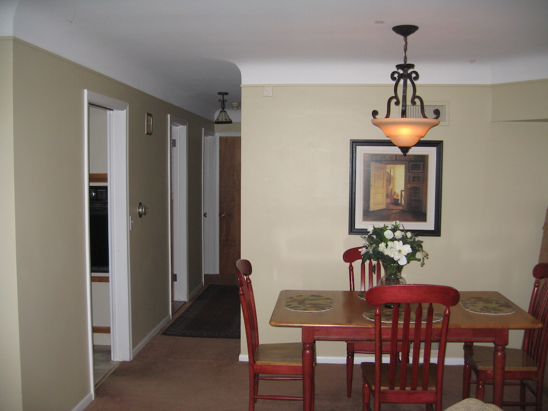 11. BEFORE - Dining Room