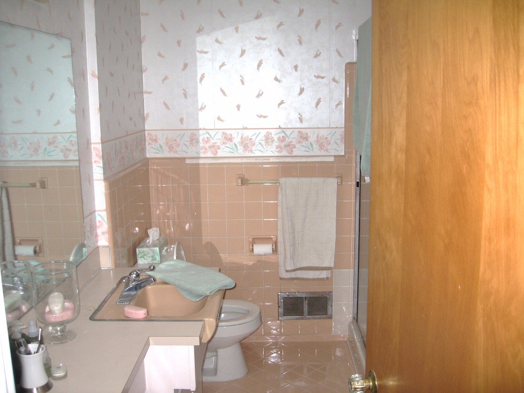 19. BEFORE - Bathroom