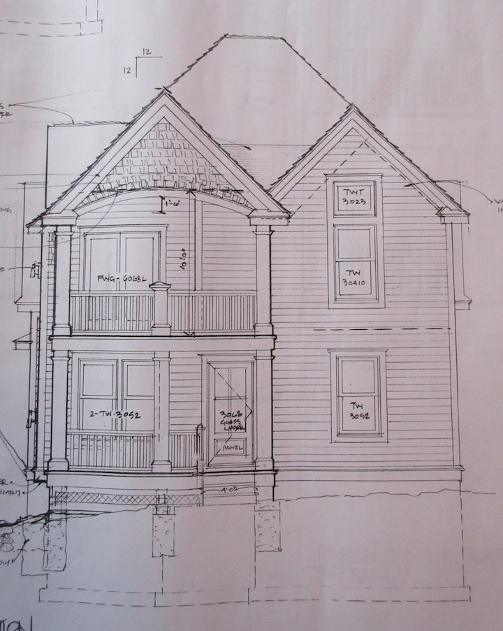 2 - DESIGN - Front Elevation