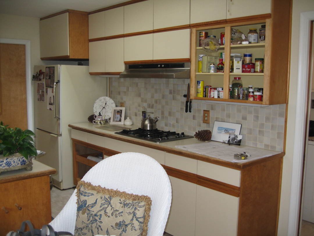 7. BEFORE - Kitchen - Right