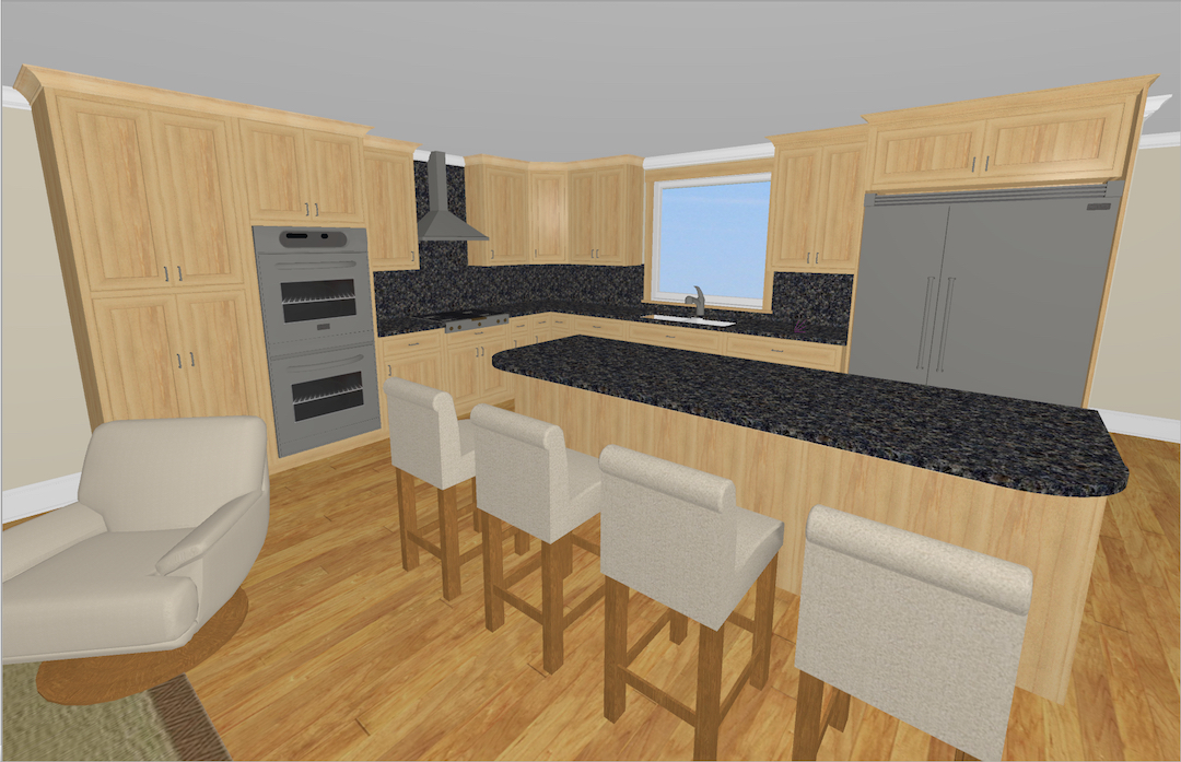 2. Kitchen